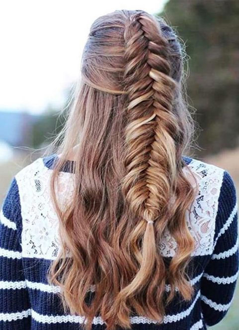 Quick and Easy Hairstyles for the Girls | Styles | Pinterest ...