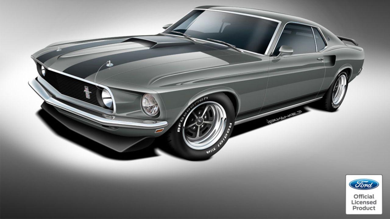 Fox News New 1969 70 Ford Mustang Mach 1 Boss 302 And Boss 429 Now On Sale Mustang Ford Mustang Ford Mustang Boss 302