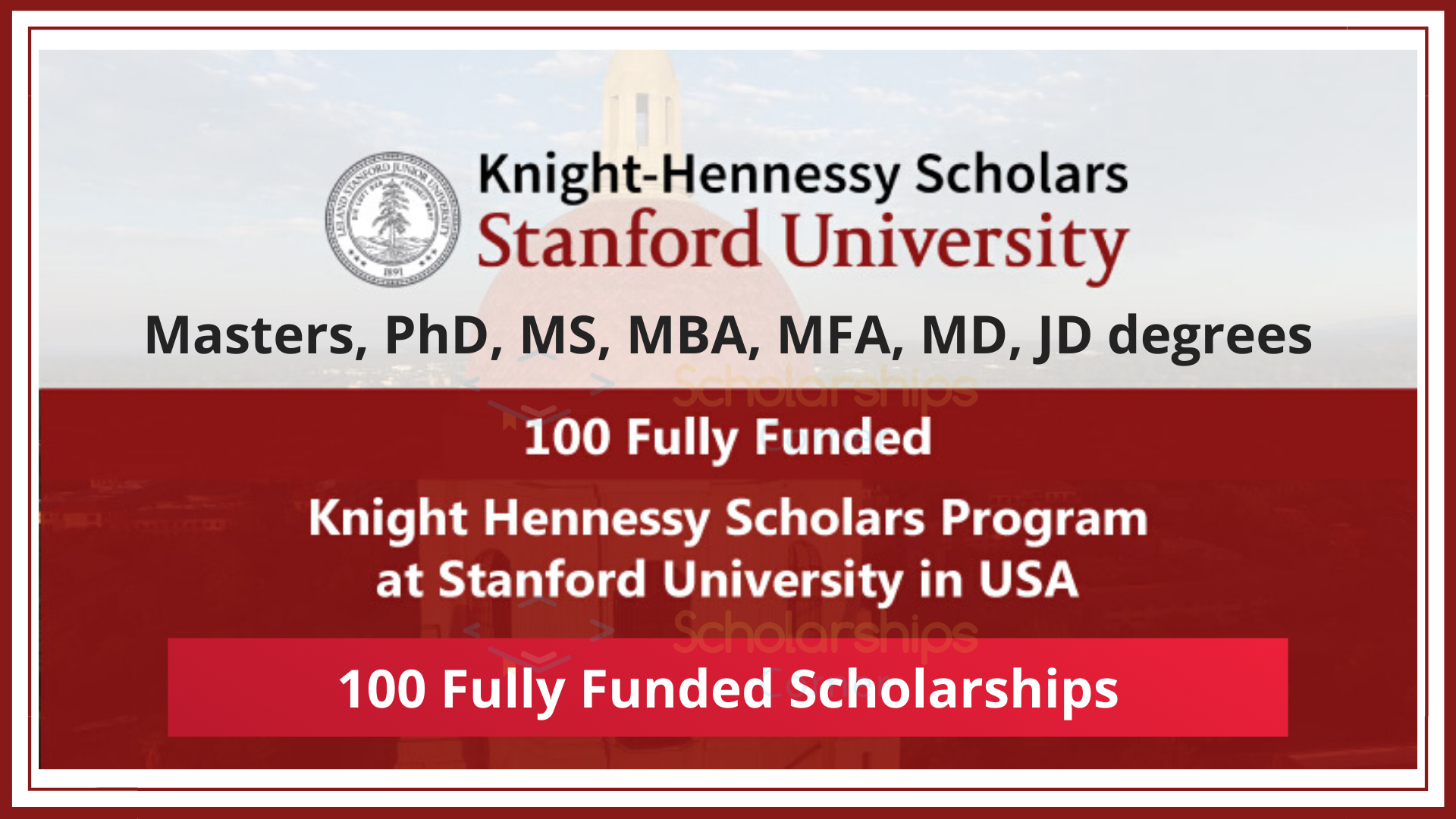 Easiest Way How Can I Get A Fully Funded Scholarship In Usa