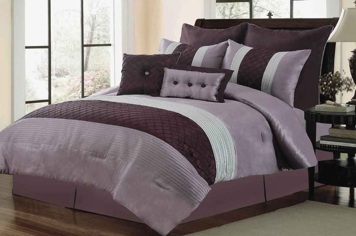 Purple For Bedroom Interior Designs For Small Bedroom