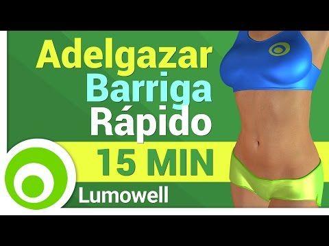 ejercicios para bajar de peso de abdomen