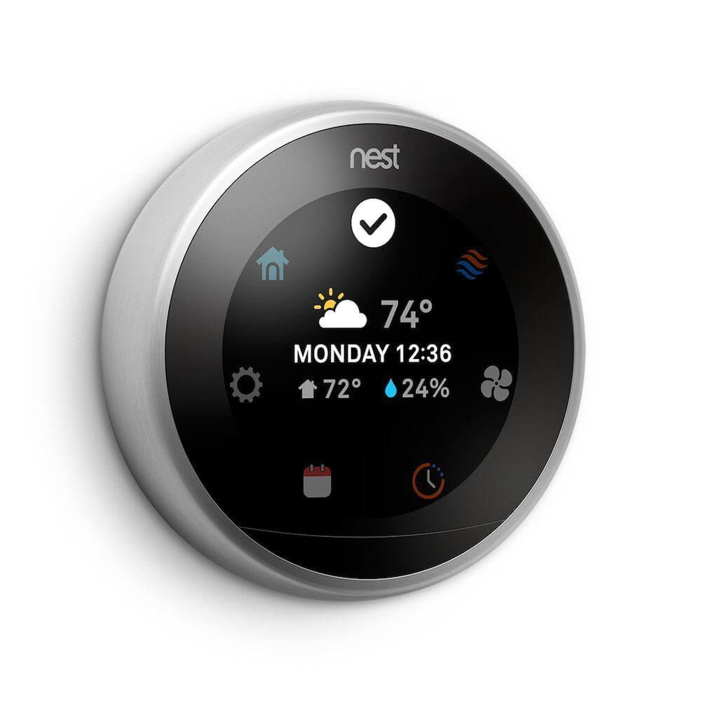 Is Nest Worth It 12 Pros And 6 Cons Of The Best Selling Nest Thermostat Nest Learning Thermostat Nest Learning Nest Thermostat