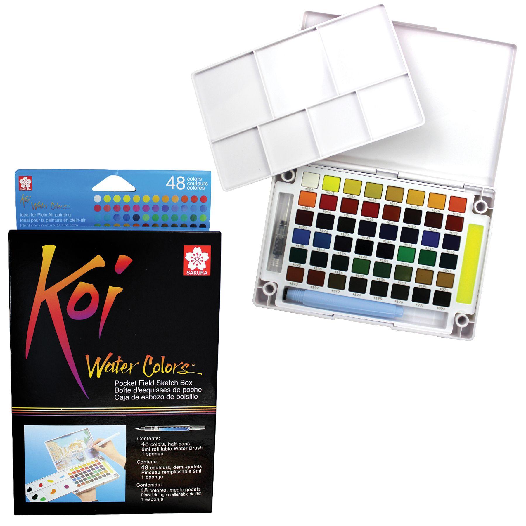 Amazon Com Art Studio Classic Drawing Kit In Wood Case 153