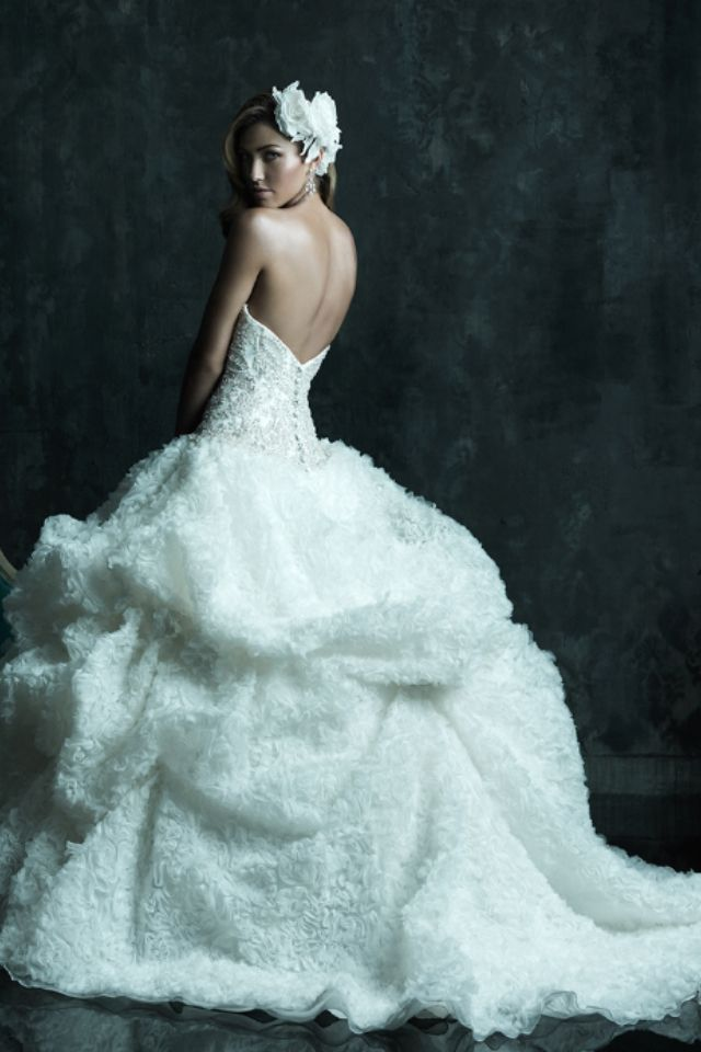 Wedding gown | Bridal Gowns | Pinterest | Bridal gowns and Gowns