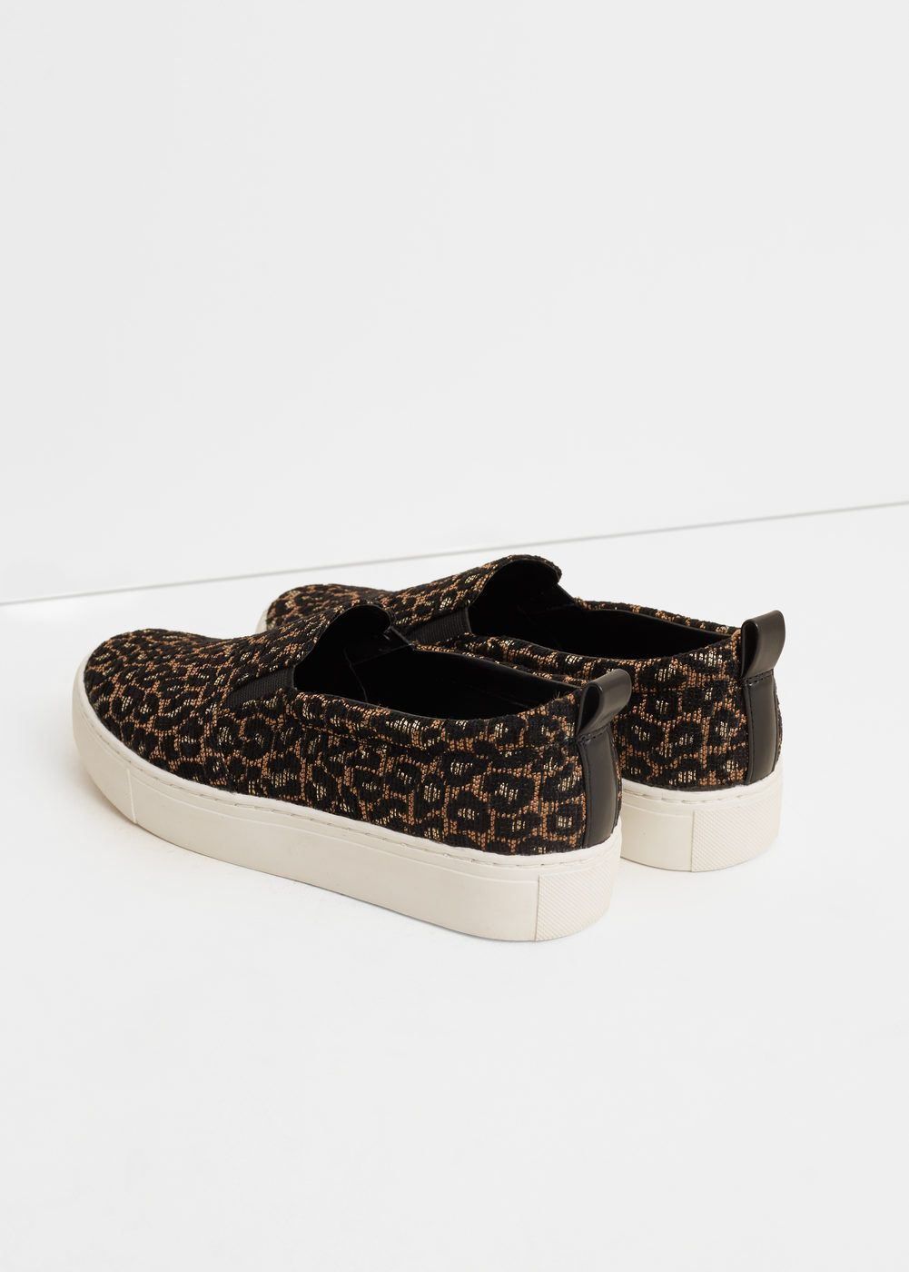 6d4bcfe349e9 Leopard print sneakers - Women | shoes! | Leopard print sneakers ...