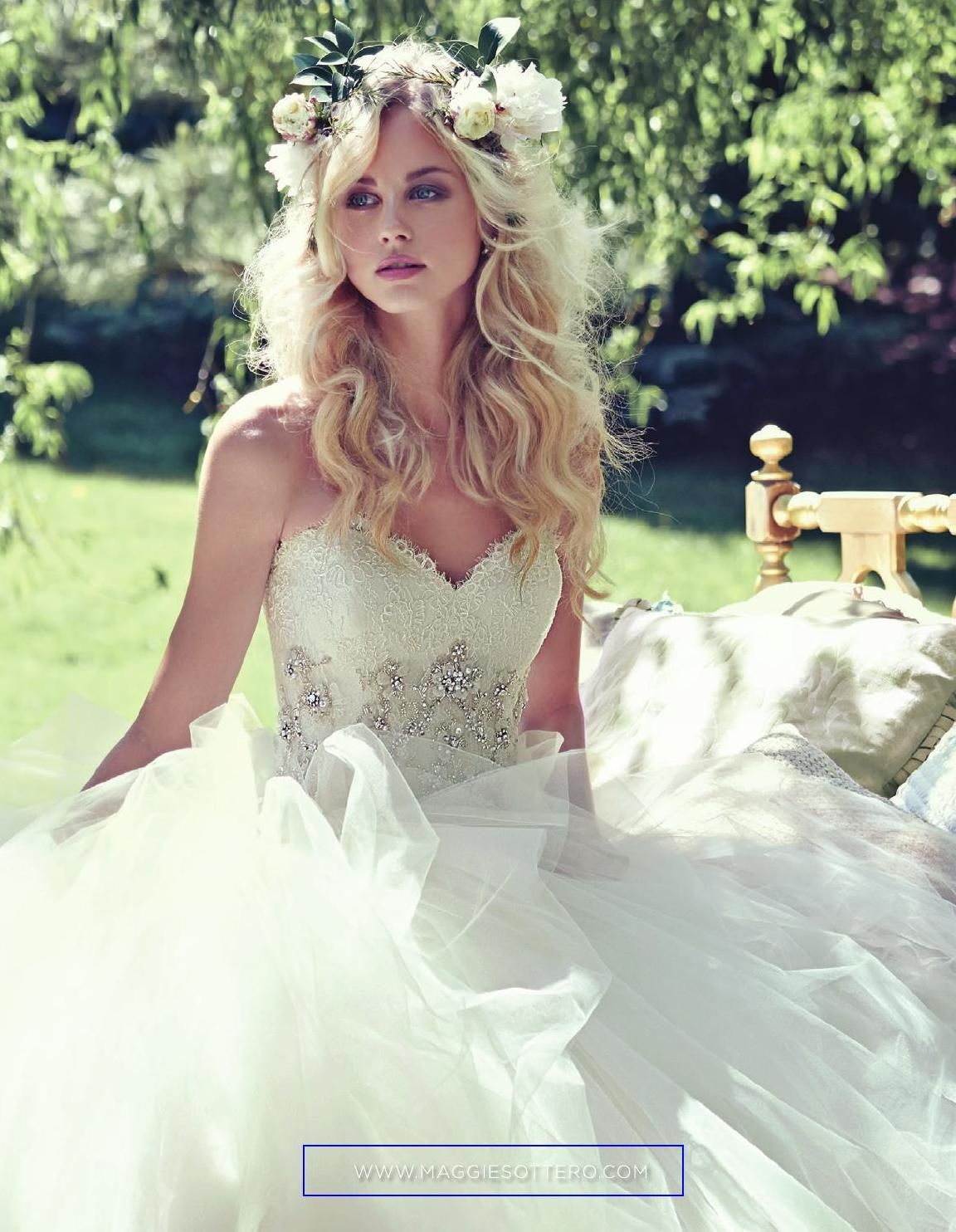 The Knot Spring 2016 Maggie sottero wedding dresses