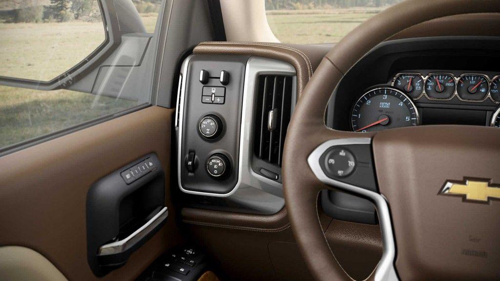 2018 Silverado 1500: Pickup Truck. Truck InteriorInterior PhotoChevy ...