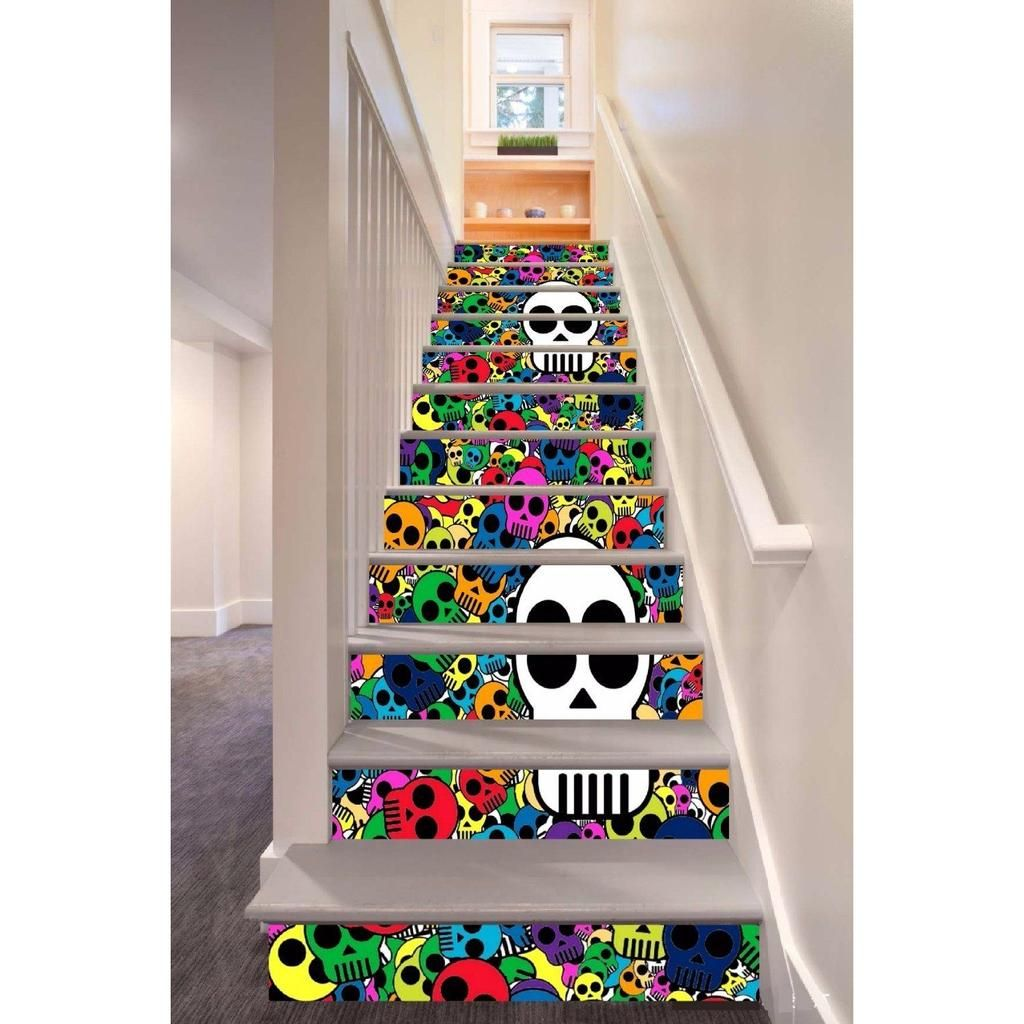 Suspended Style 32 Floating Staircase Ideas For The: Pin By Skullflow On Skull Gifts