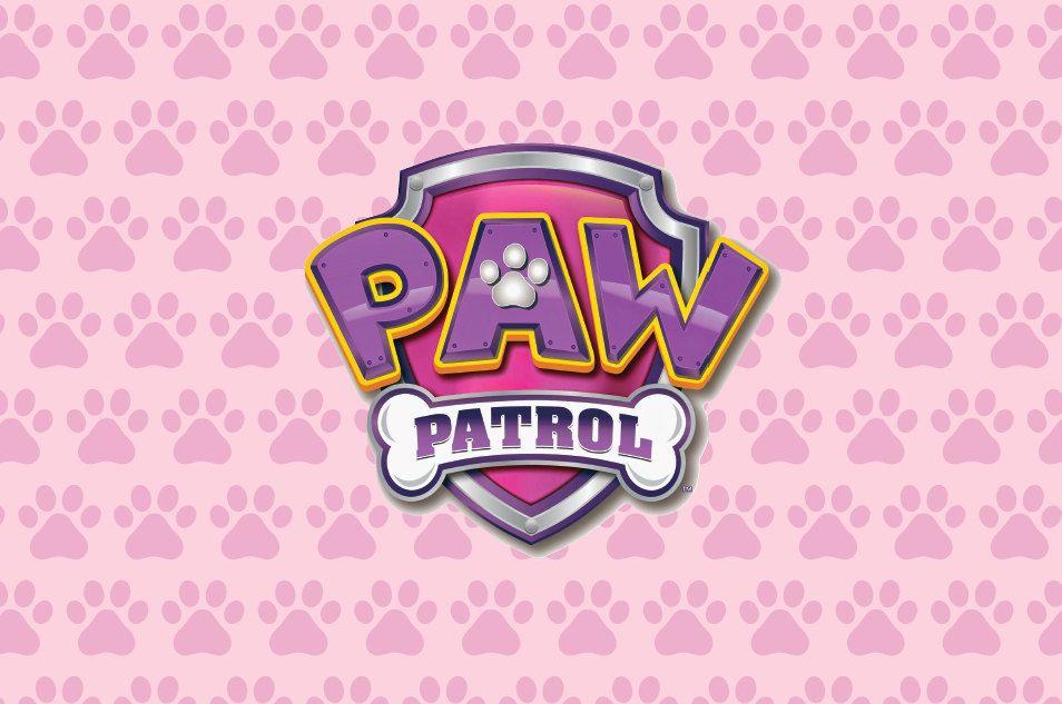 girl paw patrol backdrop girl paw patrol por paperstudioeu baby diaper clipart free diaper pin clipart free