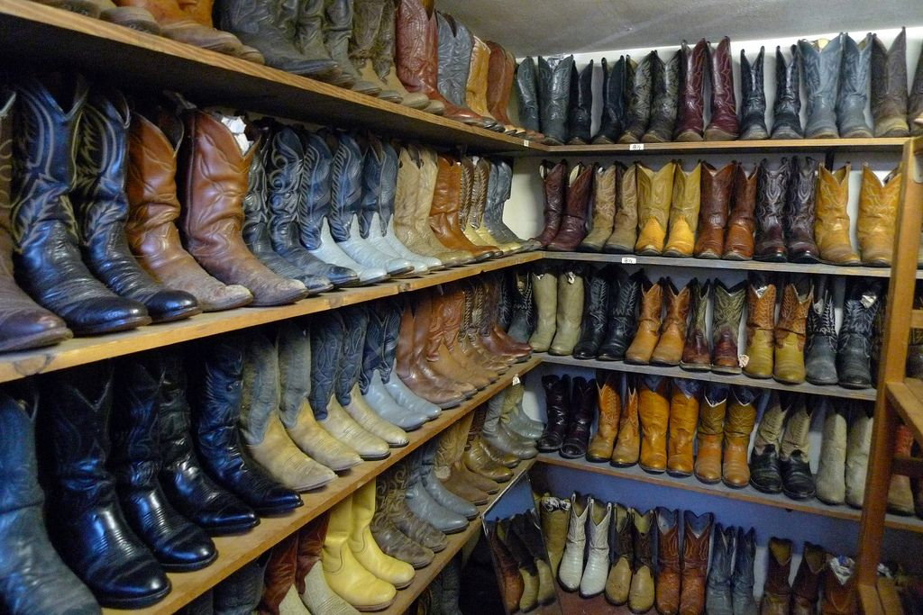 The Texas Junk Company | Vintage boots