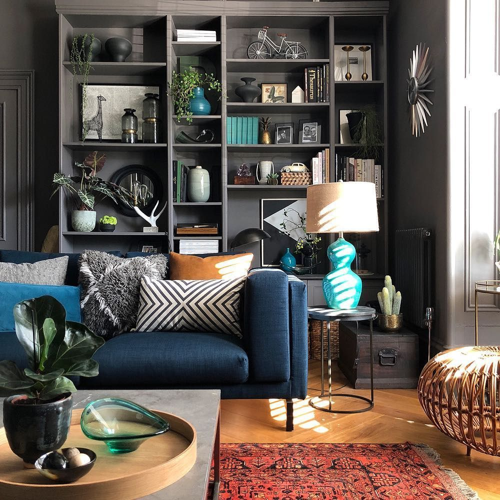 these ikea hacks are diy at its finest  living room grey