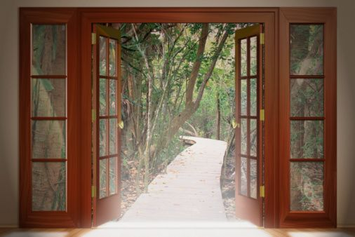 Journeys of the Heart Opening the Door to a New Opportunity \ When opportunity knocks & Journeys of the Heart: Opening the Door to a New Opportunity \