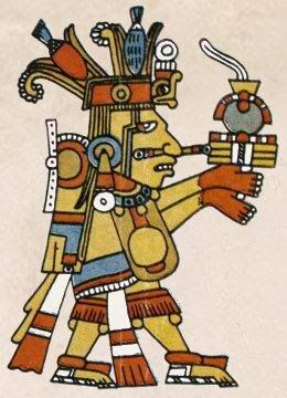 The three knowledge circles of ancient México