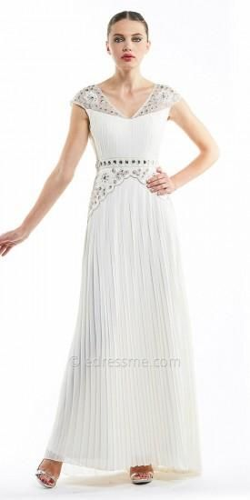 Accordion Skirt Evening Dresses By Sue Wong   SUE WONG at EDRESSME ...
