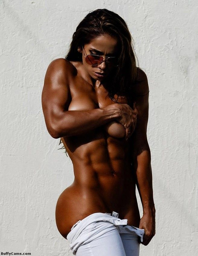 female fitness models porn