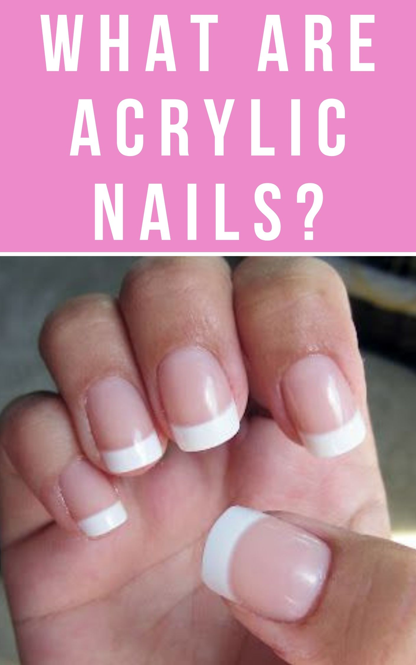 how to do your own acrylic nails kiss kit