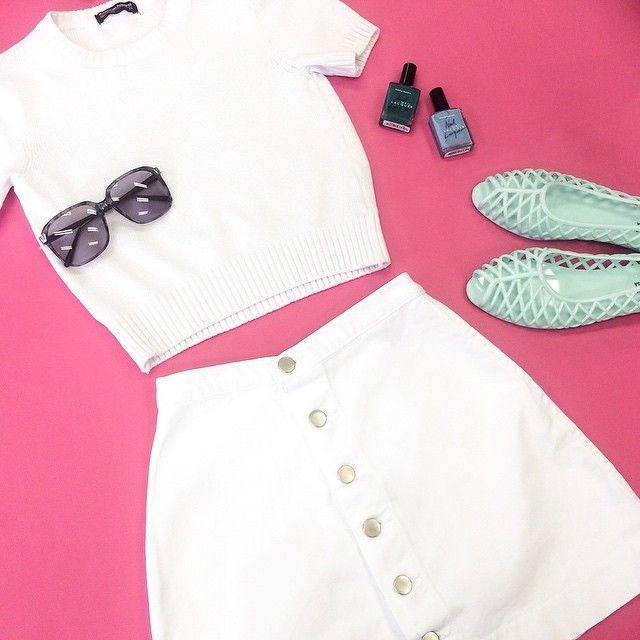 Denim styles in new shades!