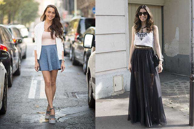 Lo que debes comprar -y olvidar- para otoño: en faldas...