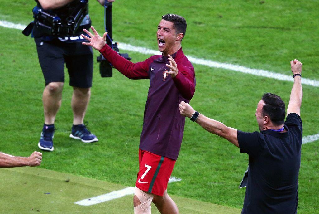 Cristiano Ronaldo Photos Photos Portugal V France Final Uefa Euro 2016 In 2020 Cristiano Ronaldo Ronaldo Ronaldo Photos