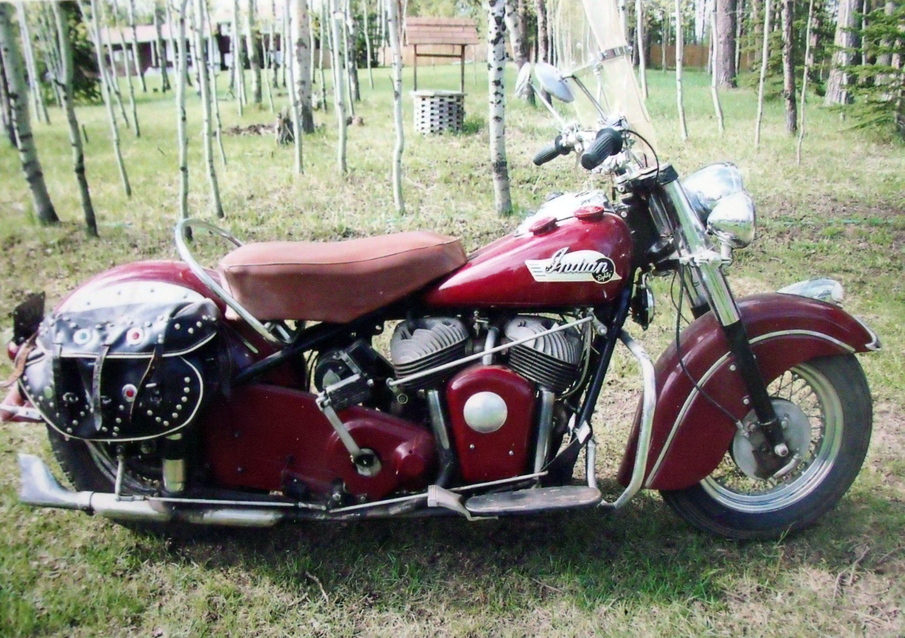 Pin On Motorcycles Circa 1950s