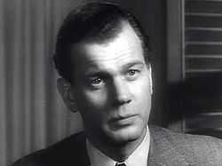 """Joseph Cheshire Cotten (May 15, 1905 – February 6, 1994) was born in Petersburg, Virginia and was an American actor of stage and film. ""Cotten achieved prominence on Broadway, starring in the original stage productions of The Philadelphia Story and Sabrina Fair. He first gained worldwide fame as the star of the Orson Welles films Citizen Kane (1941), The Magnificent Ambersons (1942), and Journey into Fear (1943), for which Cotten was also credited with the screenplay."""