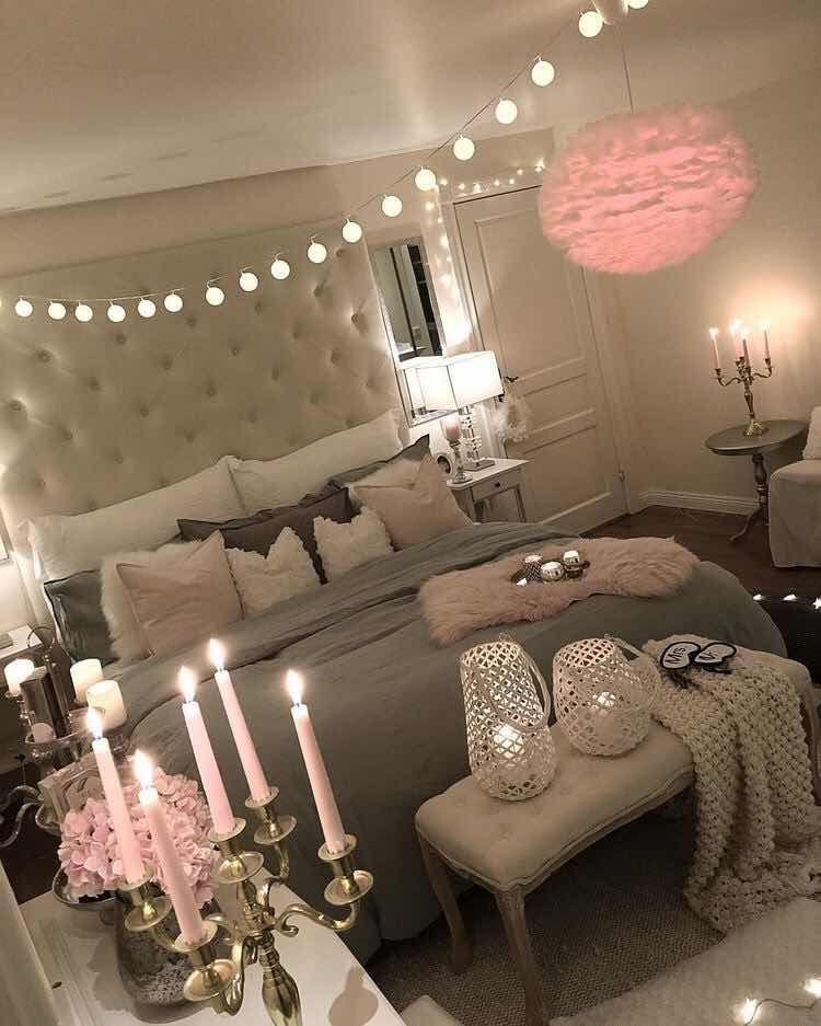 45 Increbles Ideas de Habitaciones para Chicas