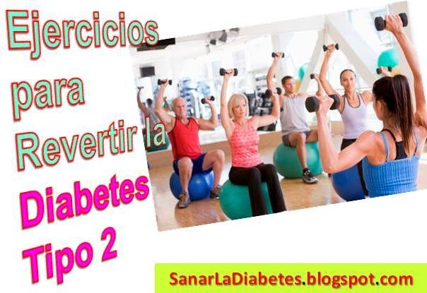 60 segundos de entrenamiento para una diabetes