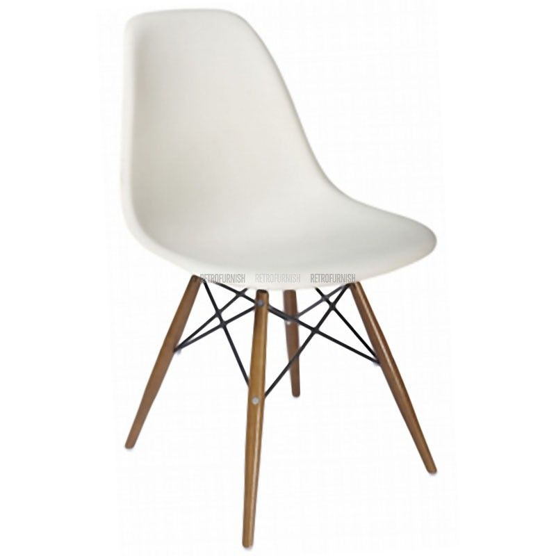 buffet haut bois naturel et blanc 4 portes helia | buffet and 4). - Copie Chaise Eames Dsw