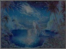 """Dufex Foil Picture Print Blue Moon size 6/"""" x 8/"""""""