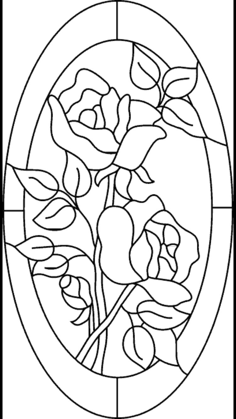 Pin by Татьяна Попова on Витраж | Pinterest | Glass, Patterns and ...
