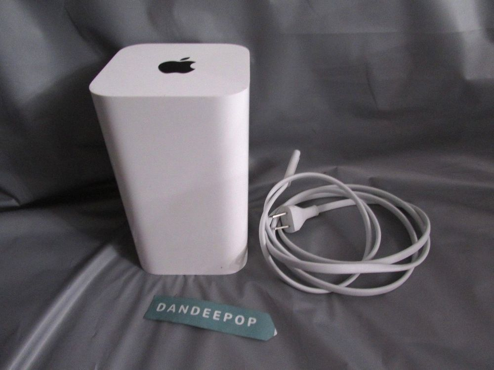 Apple AirPort Time Capsule 2TB External (ME177LL/A) NAS Back Up ...