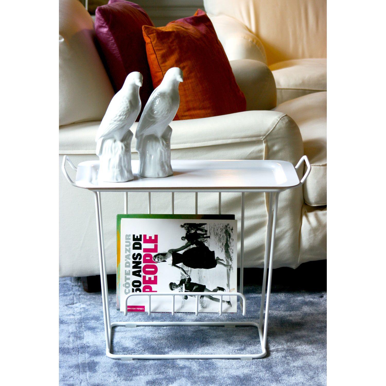 Minnie Mae Papper, vit från Maze – Köp online på Rum21.se