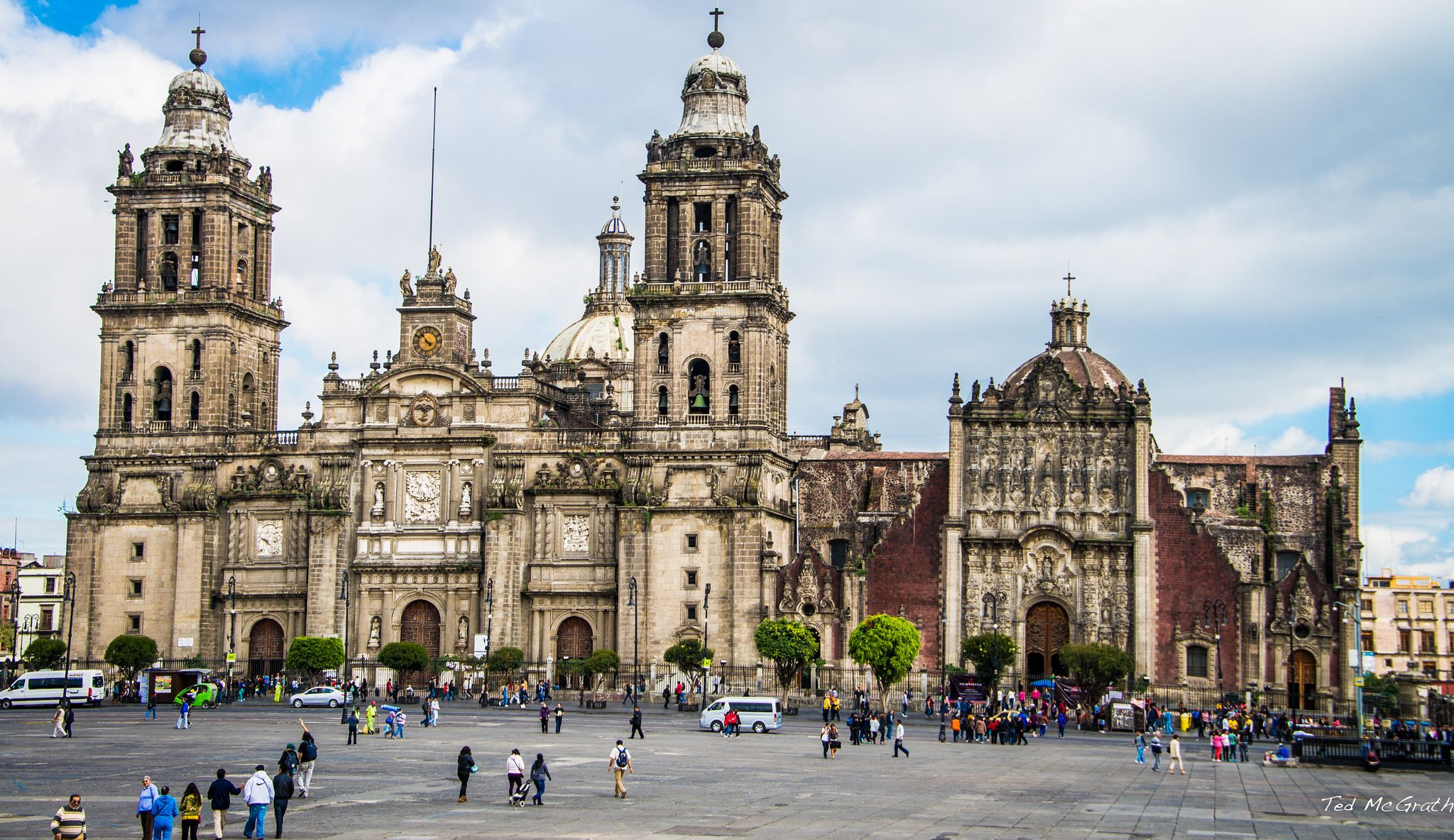 Image result for metropolitan cathedral mexico city | auto ...