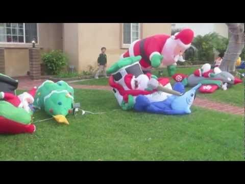 Best Christmas Blow Up Decorations \u2022 News To Review - Furniture - christmas blow up decorations