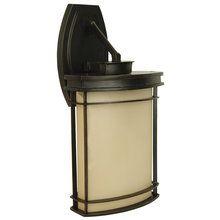 Craftmade Z4314 Asian / Oriental Single Light Down Lighting Large Outdoor Wall Sconce from the Vale Collection from Lighting Direct outdoor lighting