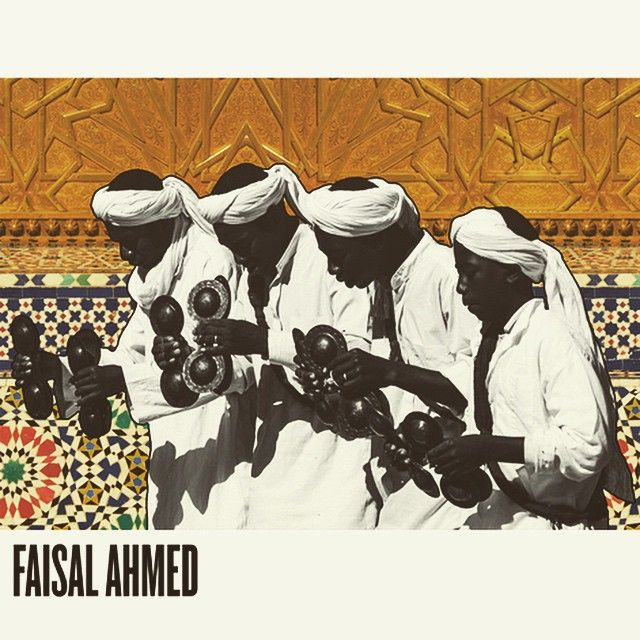 Faisel Ahmed is a digital artist and designer that always tries to combine Western pop art with Arab themes.
