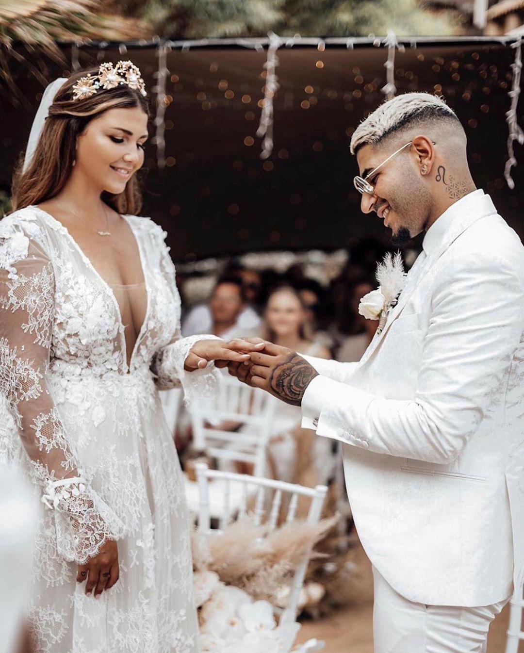 A bertabride wedding of dreams stunning novalanalove