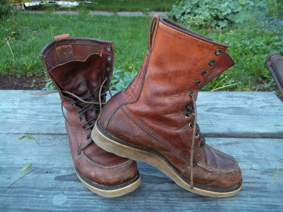c04582c73d555 Vintage Red Wing Irish Setter Sport Boot | RED WING | Red wing boots ...
