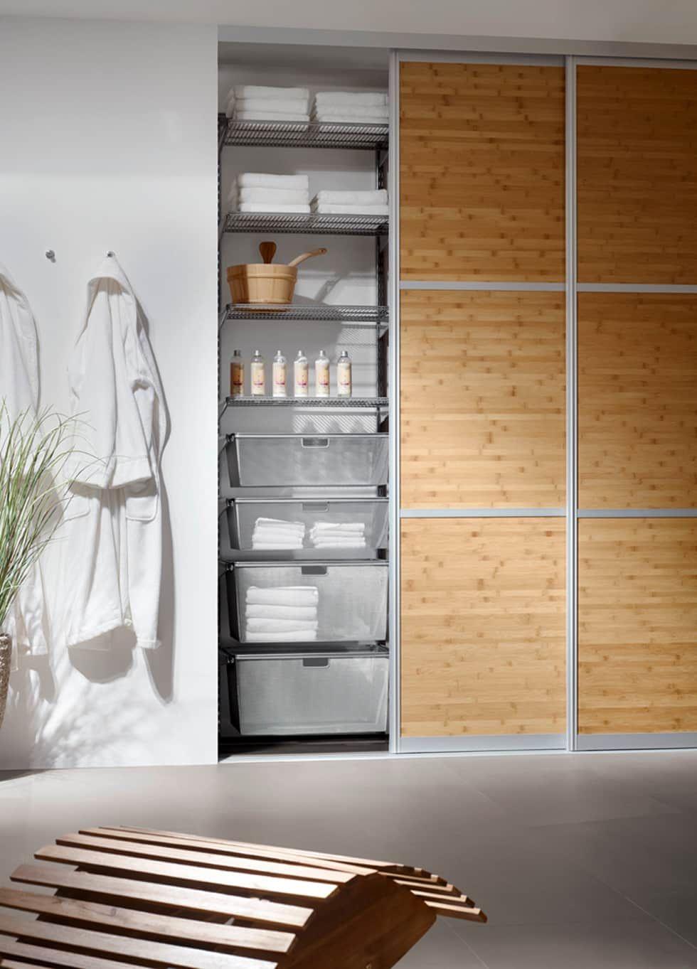 Mehr Ordnung Im Bad Moderne Badezimmer Von Elfa Deutschland Gmbh Modern Homify Badezimmer Badezimmer Renovieren Modernes Badezimmer