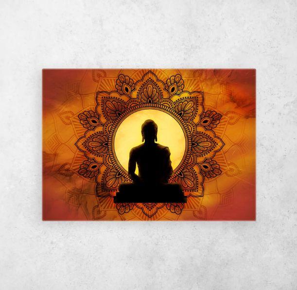 #sunsetbuddha #spiritual #espiritualidad #sevenchakras #7   Displate thumbnail