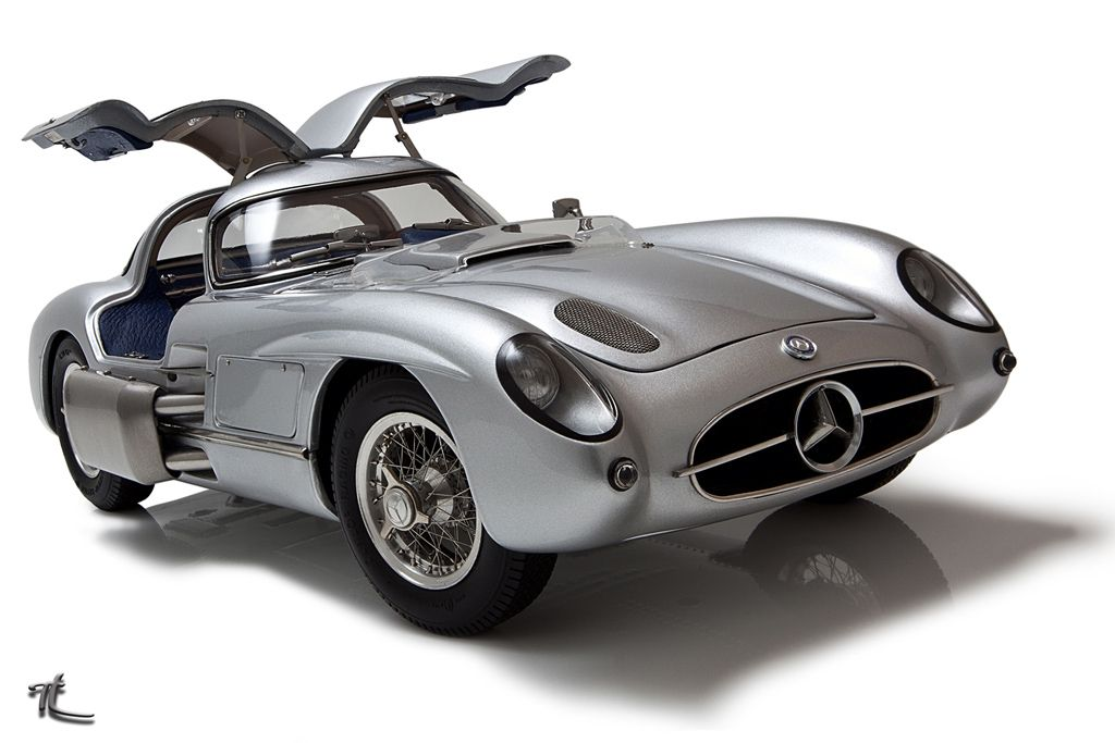 Cmc Mercedes Benz 300 Slr Uhlenhaut Coupe 1955 With Images