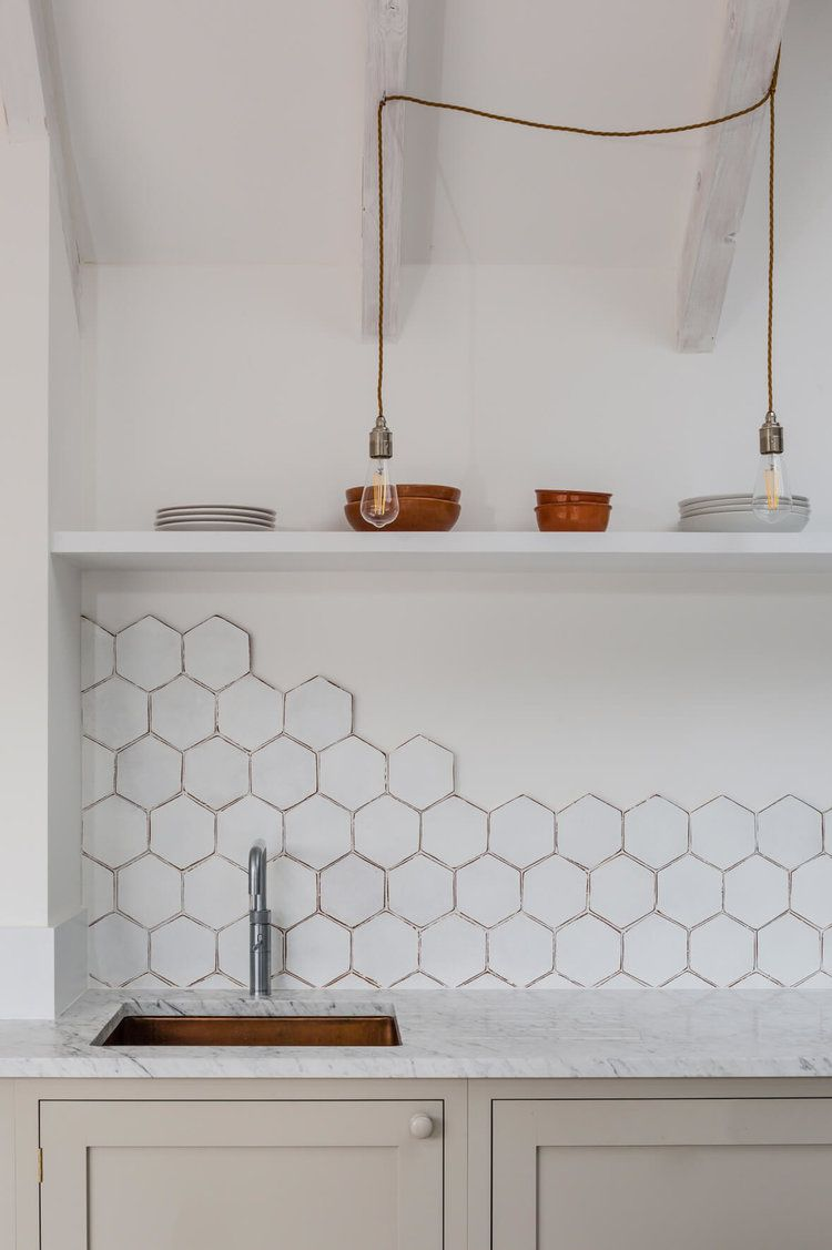 - 62 Tiled Splashbacks You Shouldn't Be Afraid To Use In 2019 In