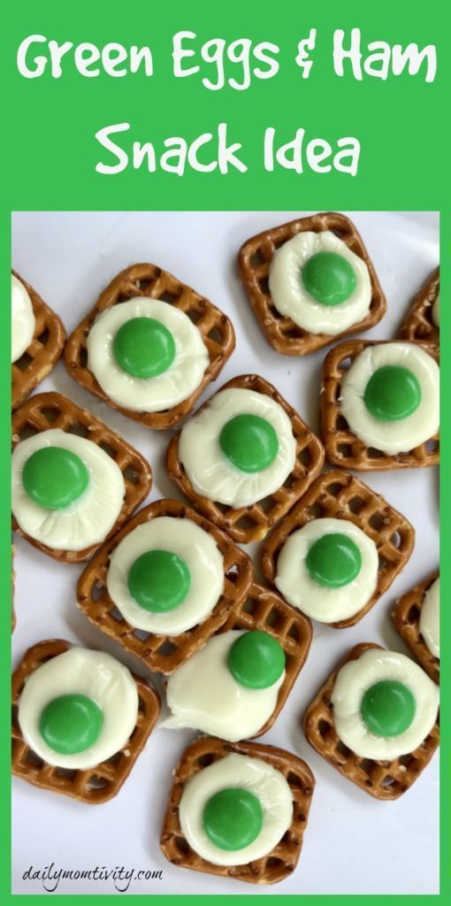 Celebrate Dr. Seuss With Green Eggs and Ham Activities