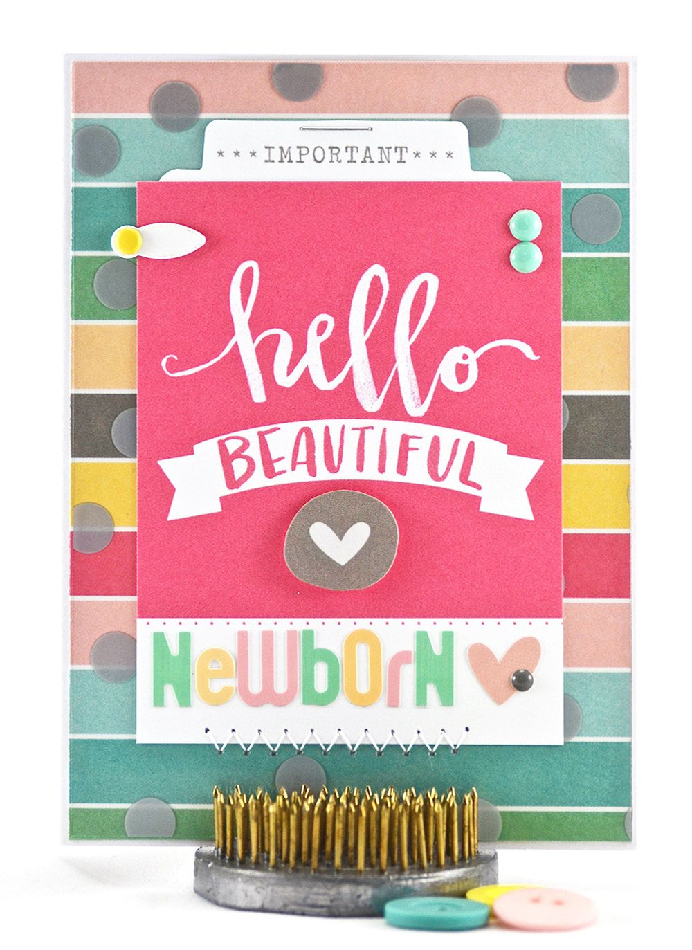 Newborn baby card wishes for new baby new baby congrats card new baby card card for baby wishes for baby girl card hello beautiful kristyandbryce Images