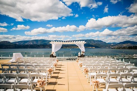 Alberta British Columbia S Top Mountain Wedding Venues
