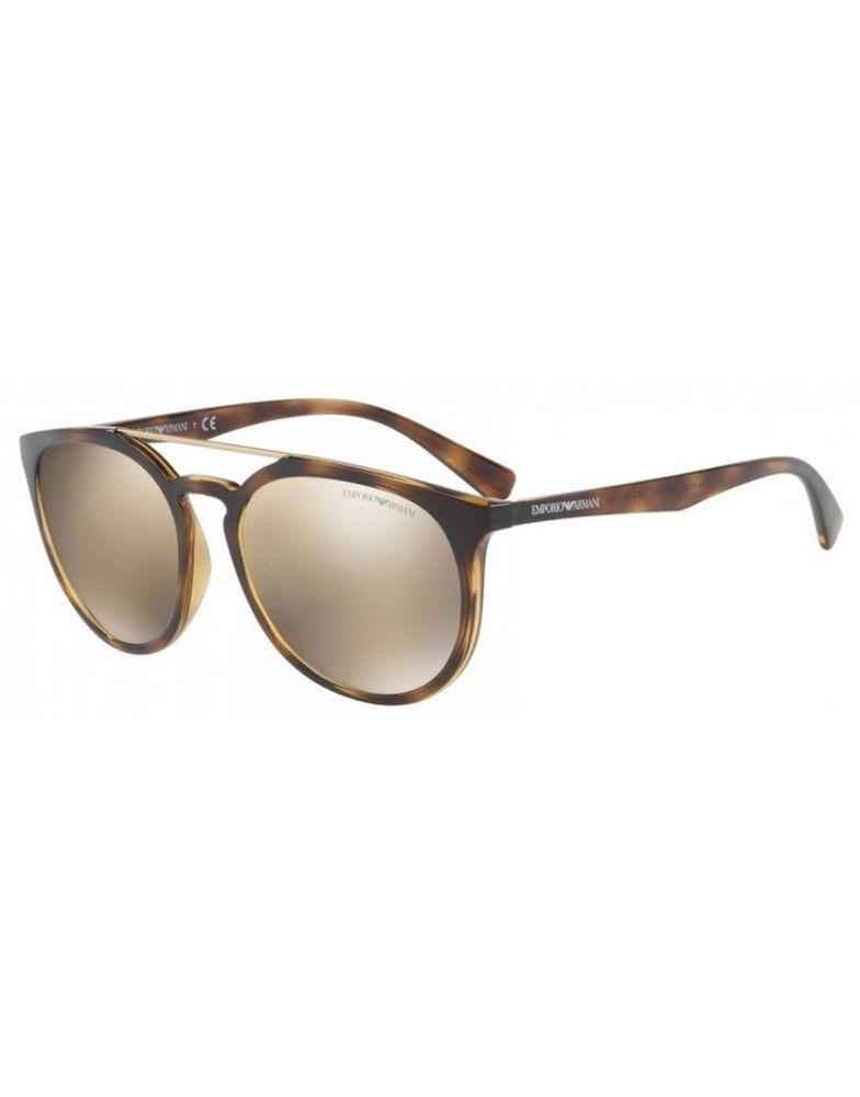 1921191bb3 Sunglasses EMPORIO ARMANI EA4103 5026 5A 56 Havana Brown Mirror (eBay Link)