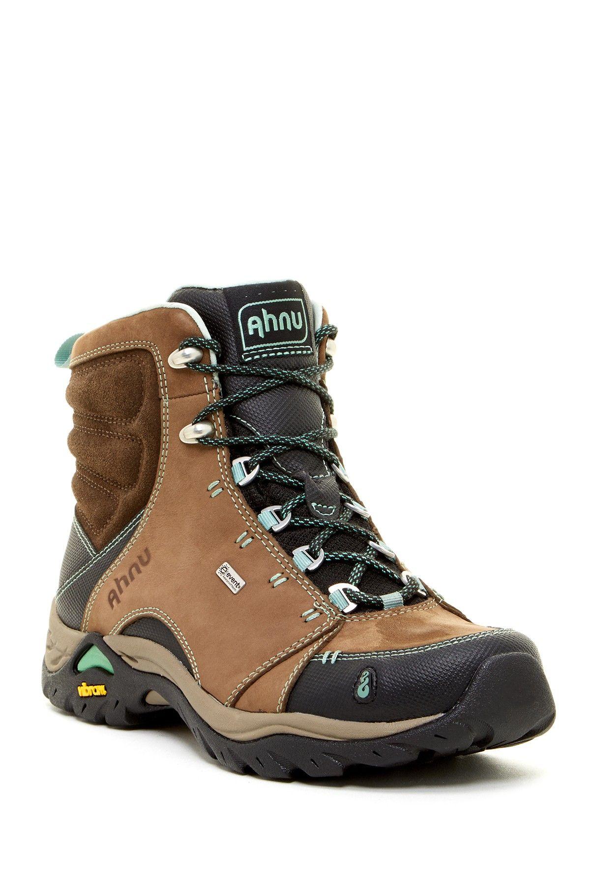 Ahnu Montara Waterproof Hiking Boot Shoes Hiking