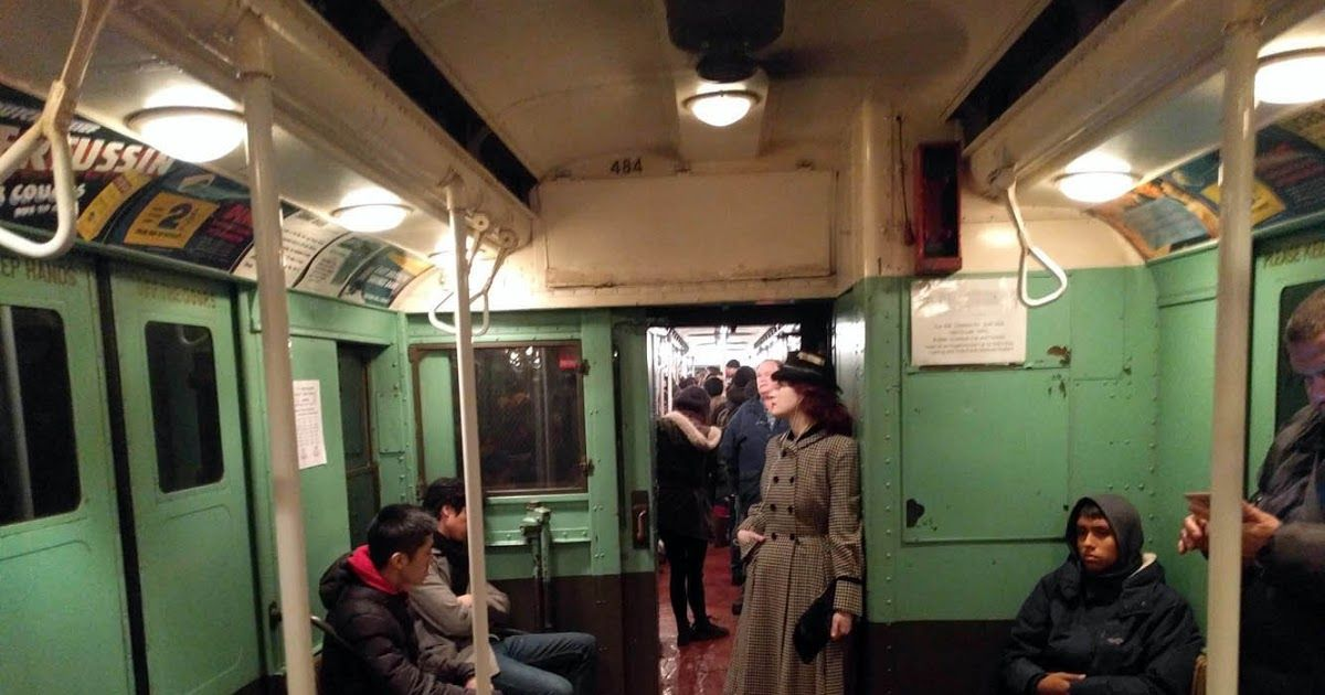 Pin about New york subway on Web Pixer
