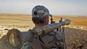 Gevangenenkamp IS opgericht