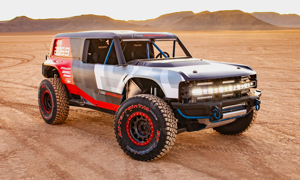Ford Bronco R Prototype Ford Bronco Bronco Ford
